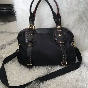 MZ Wallace Leather Studded Bag